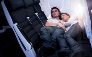 Skycouch : Air New Zealand va proposer des sièges couchettes en classe Eco !