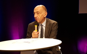 Jean-Marc Janaillac (Air France) persiste et signe : pas de changement de calendrier des frais GDS (Vidéo)