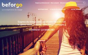 Beforgo facilite la mise en relation entre les voyageurs 2.0 et les agences de voyages