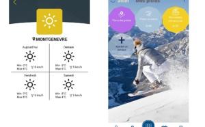 Montgenèvre, première smart-station de montagne
