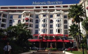 """La convention d'hôteliers """"The Leading Hotels of the World"""" s'installe au Majestic à Cannes"""
