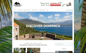 Ouragan Maria : le Dominique communique en ligne sur la reconstruction