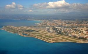 L'aéroport de Nice Côte d'Azur et MisterFly partenaires