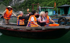 Marie-Odile Vincent, aventurière en fauteuil roulant pour Comptoir des Voyages