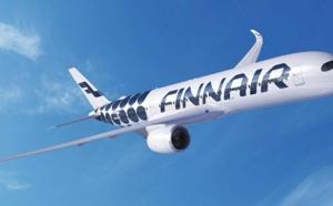 Finnair augmente de 15% ses fréquences pour l'hiver 2018/2019