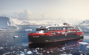 Hurtigruten : de nouveaux bateaux pour 2019/2020