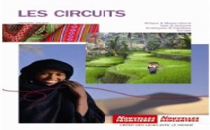 Nouvelles Frontières : 37 nouveautés dans la brochures circuits