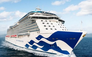 Princess Cruises fera découvrir l'Europe avec le Sky Princess