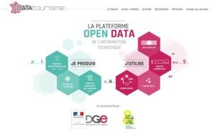 Le gouvernement lance la plateforme DATAtourisme