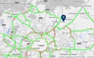 Roissy - Charles de Gaulle : circulation perturbée par les chauffeurs LOTI