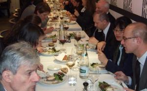 24ème déjeuner APG/Sabre : le transport aérien se met à table...
