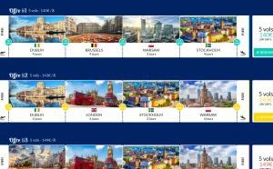 Skylap : le nouveau moteur spécialiste des vols multi-destinations