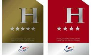 Hôtels : nouvelle enseigne pour nouveau classement