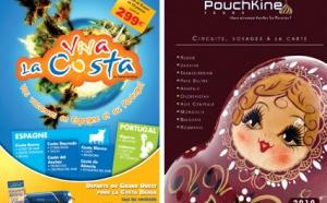 Salaün Holidays fait paraître ses brochures Pouchkine Tours et Viva la Costa