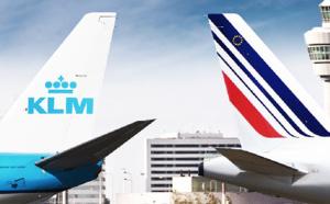 """Air France-KLM certifié """"niveau 3"""" dans le cadre du NDC de IATA"""