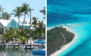 Combiné Etats-Unis - Bahamas : 400 dollars offerts aux couples