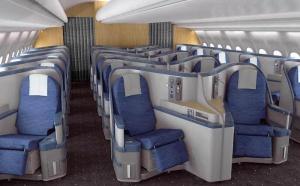 US Airways : la ''Envoy Suite'' prendra son envol le 2 avril au départ de Paris
