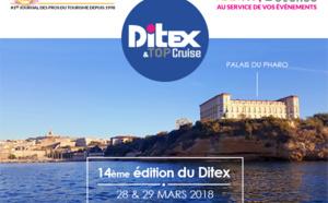 """DITEX 2018 : Au """"taquet"""" avec la 18e édition de Top Cruise !"""