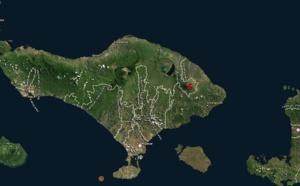 Indonésie : le Mont Agung (Bali) en alerte maximale éruption