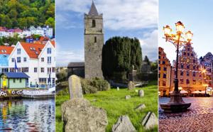 Air France lance Bergen, Cork et Wroclaw pour la saison été 2018