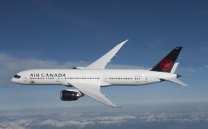 Air Canada fait gagner des chèques cadeaux