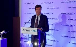 """Air France : année """"record"""" et nouveau plan stratégique"""