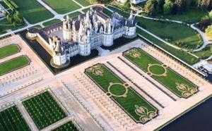 Le château de Chambord passe le cap du million de visiteurs en 2017