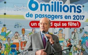 L'Aéroport de Bordeaux atteint le cap des 6 millions de passagers