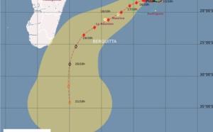 L'île Maurice frappée par le cyclone Berguitta