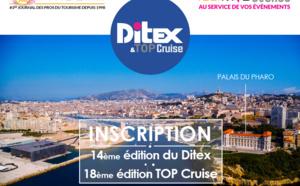 DITEX 2018 : Les OT débarquent à Marseille avec le monde dans leurs valises !