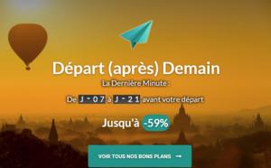 """Michel-Yves Labbé : Départ Demain lance """"Départ (après) Demain"""""""