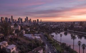 Los Angeles dépasse son record de visiteurs