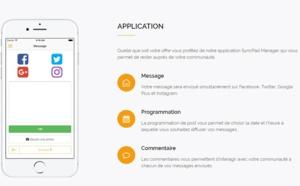 Community management : Syncpad, l'appli qui cible les TPE et PME