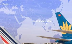 Air France - Vietnam Airlines : vols directs Paris - Ho Chi Minh Ville dès juillet
