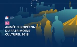 UE : l'Année européenne du patrimoine culturel, c'est parti !