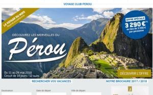 L'Automobile Club Voyages fête ses 20 ans