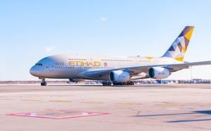 Etihad Airways contrôle le poids et non le nombre des bagages