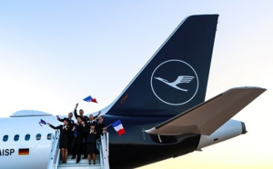 Lufthansa change de look