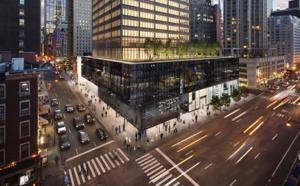 Skyscape : le nouveau musée de New-York