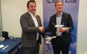 Aigle Azur et Corsair International signent leur accord de code-share