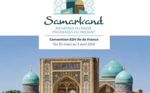 Convention EDV Ile de France : 3 start-ups en lice pour Samarkand