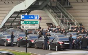 Roissy - Charles de Gaulle : mobilisations des chauffeurs VTC et travaux sur le RER B