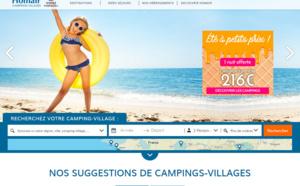 """Homair Vacances : """"50% de notre fréquentation provient des supports mobiles"""""""