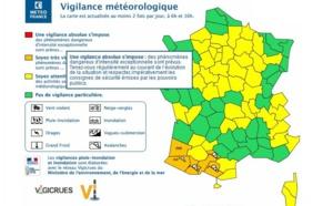 Météo : les Pyrénées en vigilance orange
