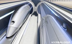 Hyperloop prend de l'épaisseur aux USA