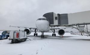 Aéroport de Biarritz : des vols annulés à cause de la neige