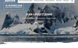 Jean-Louis Etienne parrain de Destinations Nature