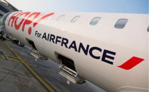 Nouvelle grève en vue chez Hop! Air France