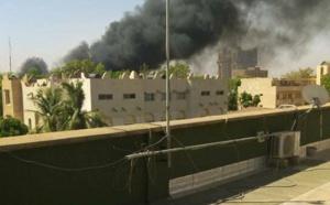Burkina Faso : l'ambassade de France attaquée par des terroristes
