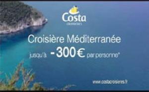 Costa Croisières revient sur le petit écran